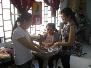 Mai Handicraft - Sewing group