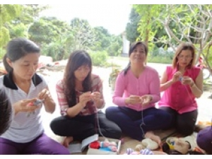 Mai Handicraft - Crochet group